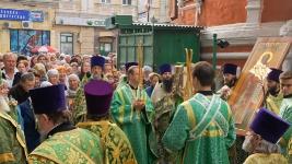 Крестный ход. 29 сентября 2011 г.