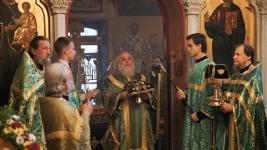 Божественная литургия. 29 сентября 2011 г.