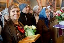 Богослужение 4.03.2012 г., в Неделю Торжества Православия