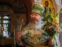 День Святой Троицы. Богослужение 3 июня 2012 года