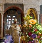 Торжественное богослужение праздника Преображения Господня 18 и 19 августа 2012 года