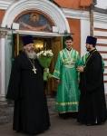 Встреча архиепископа Арсения. 29 сентября 2012г.
