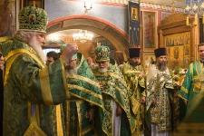 Божественная литургия. 29 сентября 2012г.