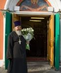Встреча архиепископа Арсения. 28 сентября 2012г.