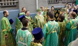 Крестный ход. 29 сентября 2012г.