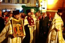 Богослужения Страстной седмицы и Пасхи 2013 года