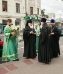 Празднование дня памяти святого праведного Алексия 22 июня 2013 года