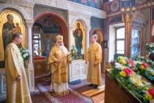 Божественная литургия. 29 сентября 2013 г.