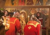 Праздничное богослужение 17 декабря 2010 года