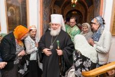 Встреча митрополита Арсения. 21 июня 2014г.