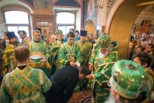 Рукоположение во диакона Д. Клыкова 22.06.2014 г.