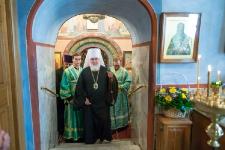 Встреча митрополита Арсения. 22 июня 2014г.