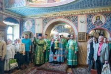 Божественная литургия. 22 июня 2014г.