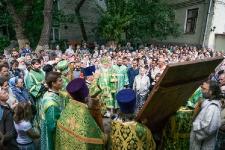 Крестный ход. 22 июня 2014г.