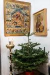 Богослужение праздника Рождества Христова 6, 7 января 2015 года