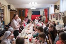 Детская Литургия в субботу Светлой Седмицы
