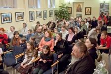 Святочный концерт  15 января 2012 года