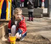 Детский пасхальный праздник 21 апреля 2012 года
