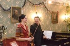 Анна Журавлёва и Иван Соколов
