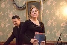Иван Соколов и Анна Клименко