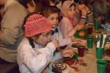 Чаепитие-детский праздник