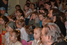 Детский Пасхальный праздник - 2013