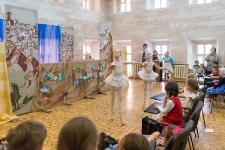 Детский Пасхальный праздник - 2015