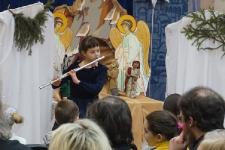 Рождественский детский праздник - 2016