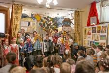 Детский Пасхальный праздник - 2016