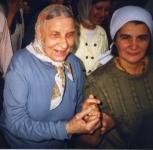 С Ниной Хайдаровной Кузьминой