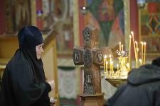 Соловки. Савватиевский крест