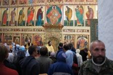 Соловки. День памяти перенесения мощей преподобных Зосимы, Савватия и Германа