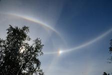 Необычное небесное явление