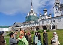 Обзорная экскурсия по монастырю