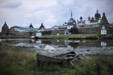 Соловки. Август 2014 года.