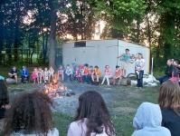 В лагере Лукоморье