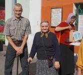 А.А. Поздняков и Л.П. Дрягина