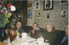Слева направо-Т.Л.Городская, И.В.Волочкова, М.Л.Городская, М.В.Зубова