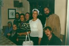 Е.С.Мечева и кухонные работники