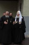 Визит Святейшего Патриарха Кирилла в 2013 г