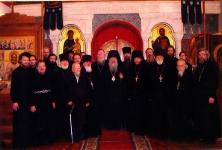 1 декабря 2003, с Архиеп.Алексием Фроловым