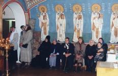 И.В.Ватагина, сестры Куликовы, Т.Любимова