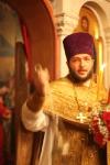 Священник Роман Сёмин