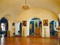Казанский придел под роспись