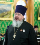 Настоятель храма прот. Николай Важнов