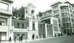 Храм святителя Николая 80-е годы ХХ века