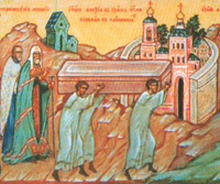 Храм на маросейке Алексей мечев